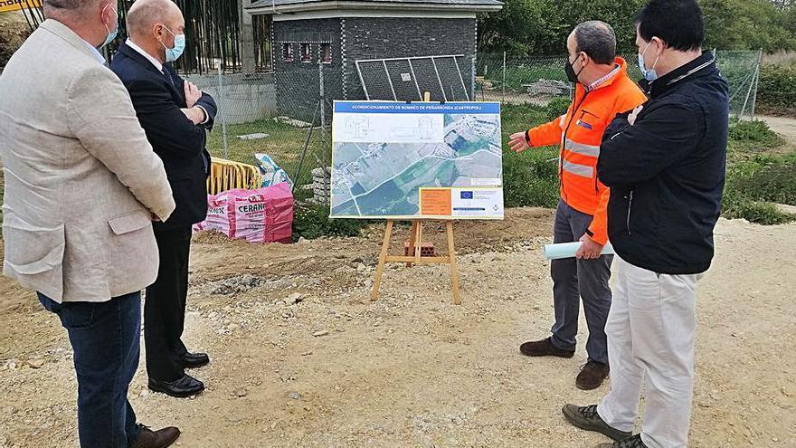 Mejorar cuatro saneamientos en Navia, Vegadeo y Valdés costará 14,9 millones