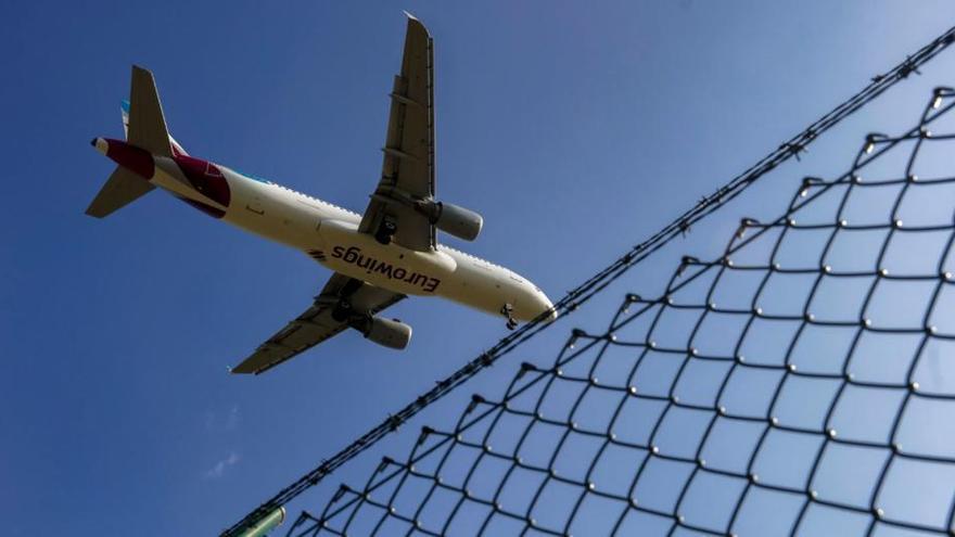 Mehr als 720.000 Fluggäste am Wochenende auf den Balearen