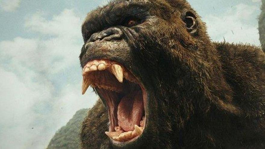La nova adaptació sobre King Kong arriba 12 anys després de la versió de Peter Jackson