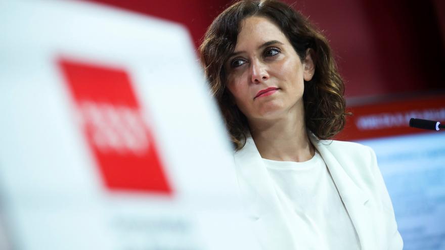 Ayuso eliminará los impuestos propios de la Comunidad de Madrid
