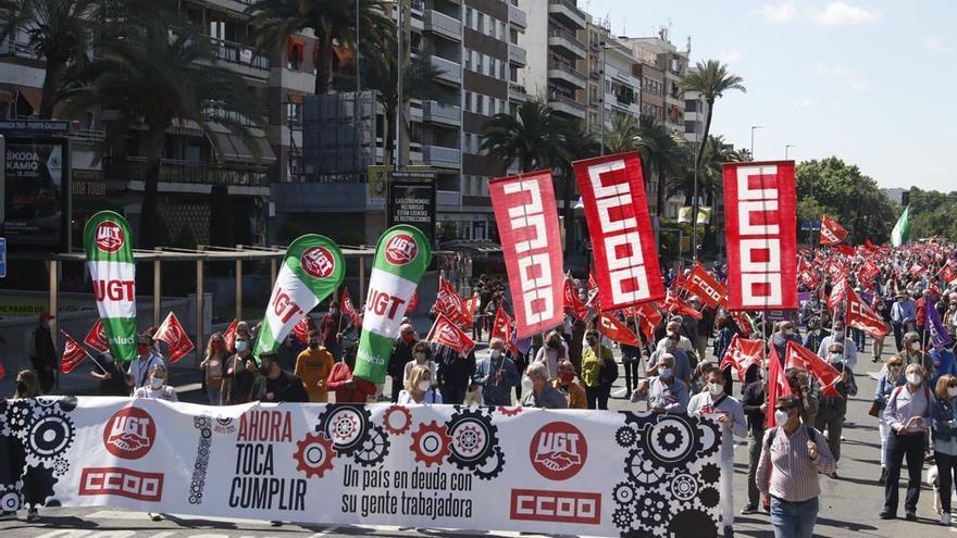 Primero de Mayo en Córdoba