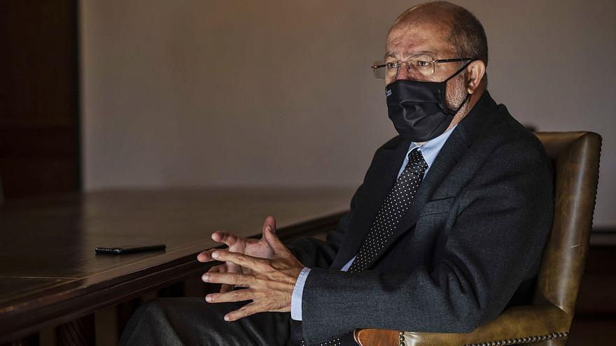 """Francisco Igea: """"Es imprescindible el toque de queda si no queremos un confinamiento en dos semanas"""""""