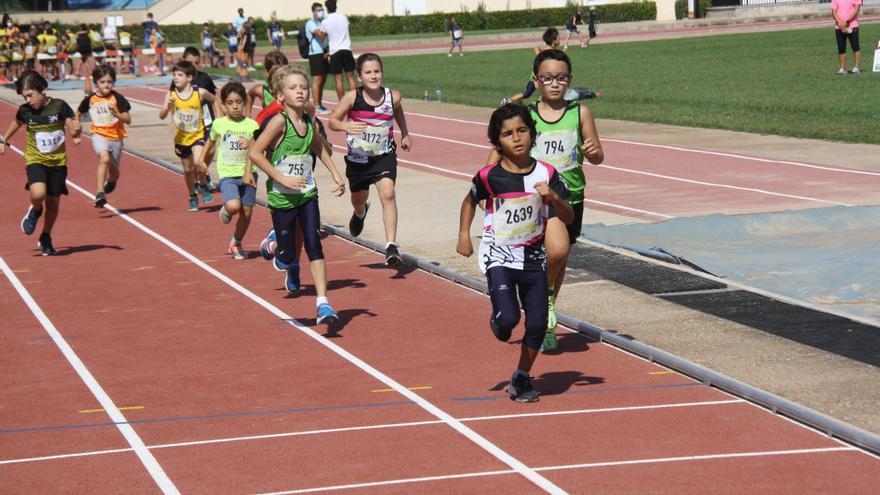 Gran final de los Jocs Esportius Escolars de la Comarca Palma-Ponent