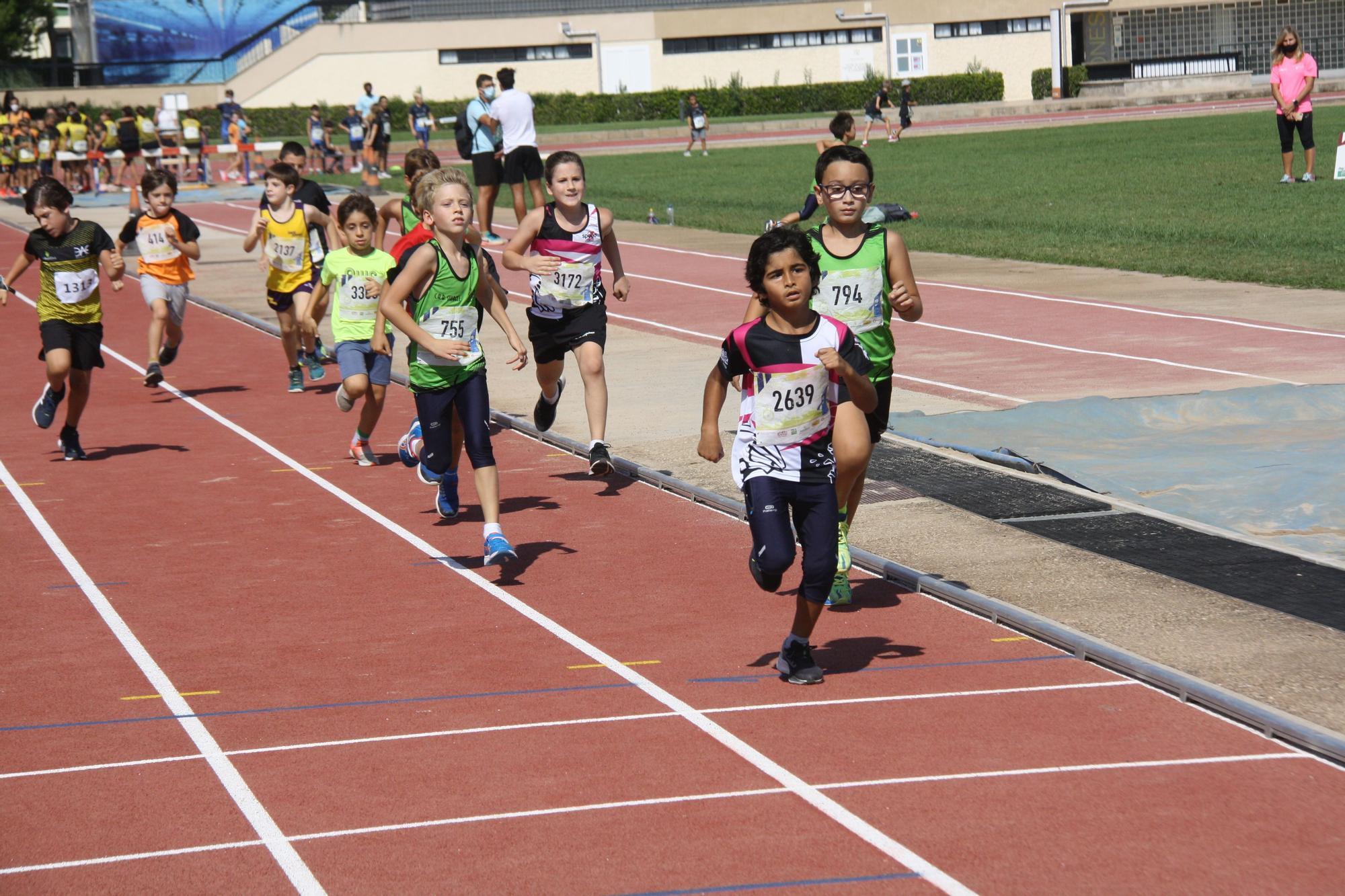 Final de los Jocs Esportius Escolars de la Comarca Palma-Ponent