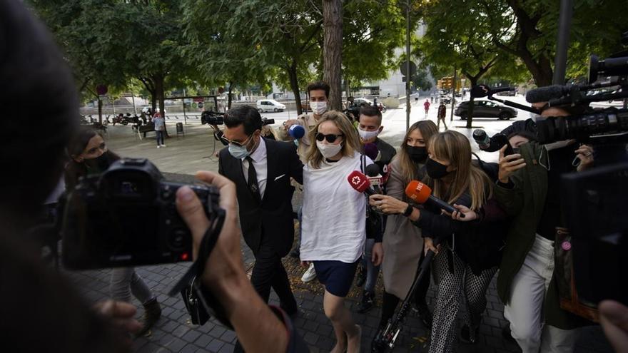 El juez deja en libertad a la mujer de Mainat