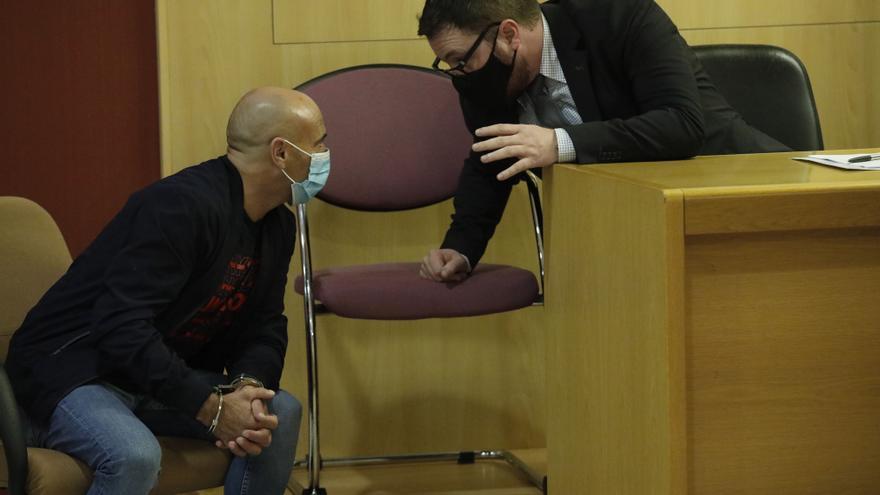 Ledo, condenado a 24 años por matar a la gijonesa Paz Fernández, recurrirá al Supremo tras el varapalo del TSJA