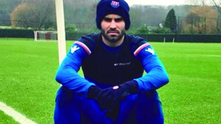 """Jesé desea volver """"a jugar y ayudar al Stoke City"""""""