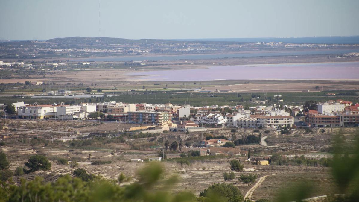 Imagen panorámica de San Miguel de Salinas.