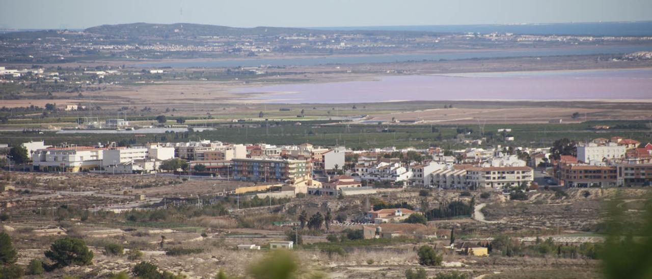 Imagen panorámica de San Miguel de Salinas