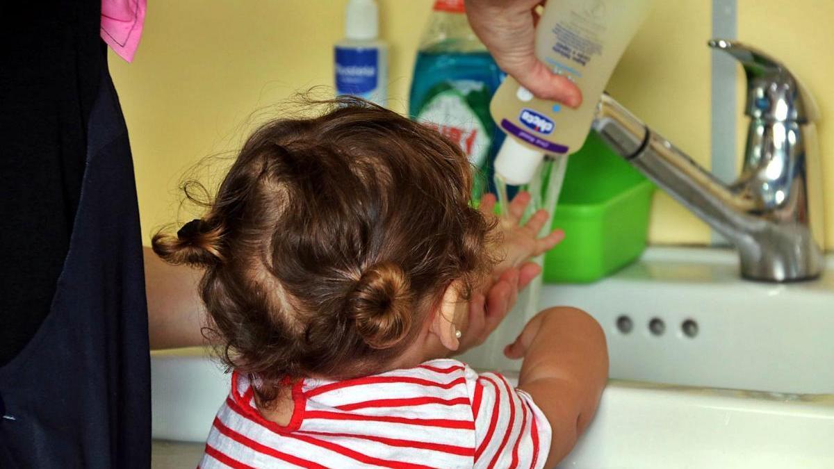 Els infants, sobretot els petits, tenen una capacitat d'adaptació molt gran a les mesures anticovid
