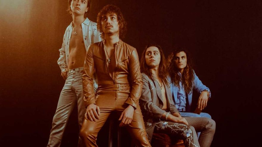 Greta Van Fleet:  The Battle at Gardens Gate