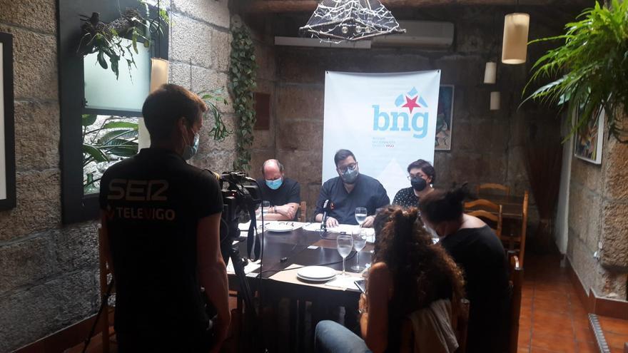 """El BNG se reivindica como """"alternativa"""" política en Vigo y reforzará su presencia en las parroquias"""
