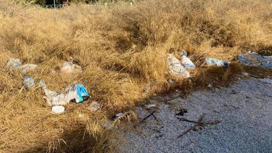 Los populares monoveros convocan a la ciudadanía para limpiar la zona de la Alcoholera
