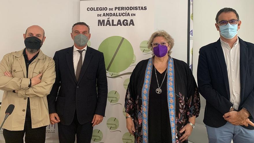 El Colegio de Periodistas de Andalucía distingue la comunicación de la Mancomunidad Occidental