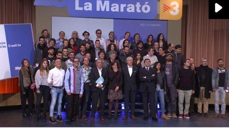 30 cantants i 9 escriptors editen un doble CD i un llibre pels 25 anys de La Marató
