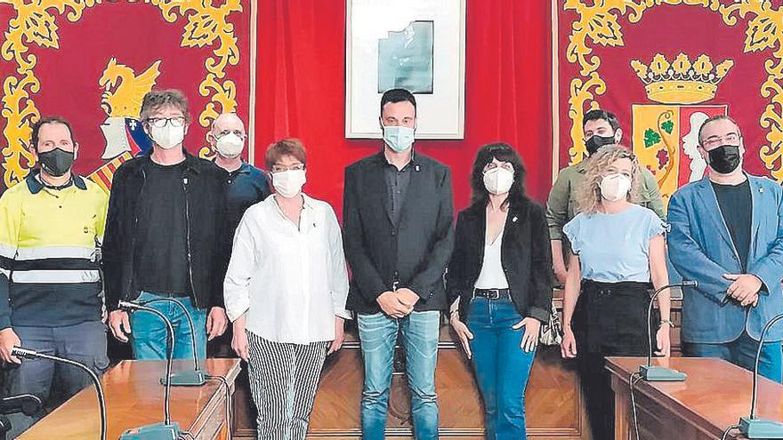 Vinaròs homenajea los 25 años de su funcionariado