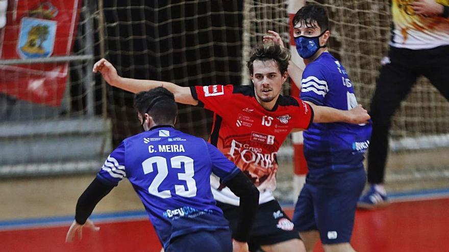 El Bueu Atlético apela a su mejoría defensiva