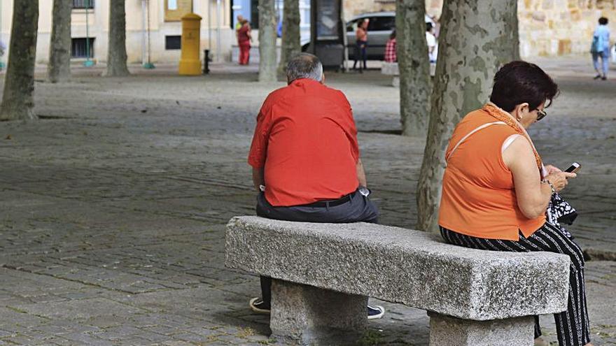 La pensión media llega a los 870 euros en Zamora, la más baja de la comunidad
