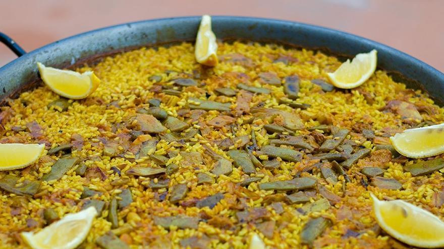¿Conoces la paella de 'cullerà i mosca'?