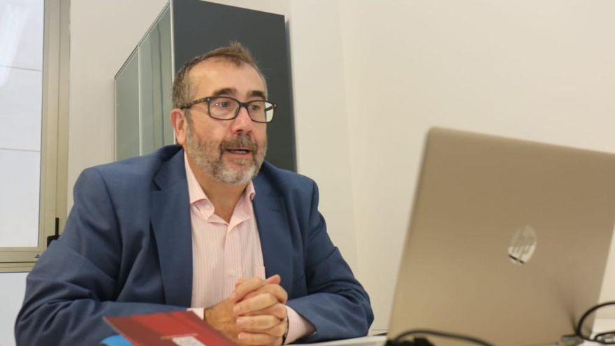 Encuentro digital con José Vicente Cabezuelo, candidato a rector de la Universidad de Alicante