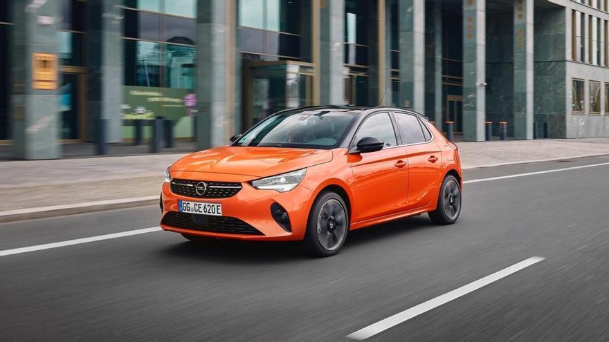 Opel renueva gran parte de su gama 2021 para avanzar hacia una movilidad sostenible