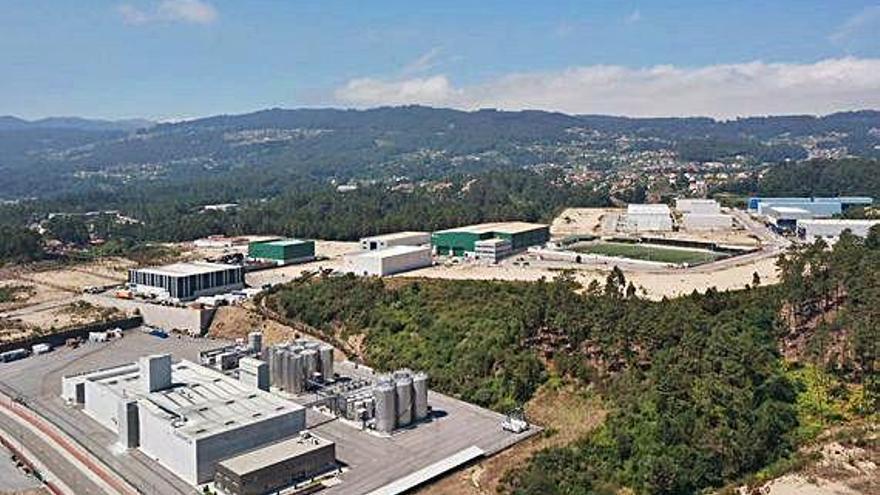 Xestur ingresa un tercio menos por la venta de parcelas industriales