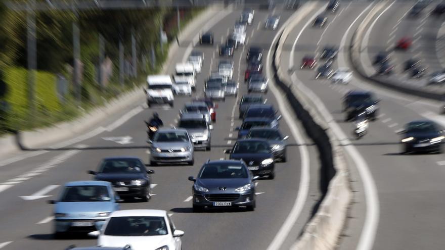 Las carreteras de Málaga asumirán 288.000 desplazamientos de largo recorrido durante el puente del Pilar