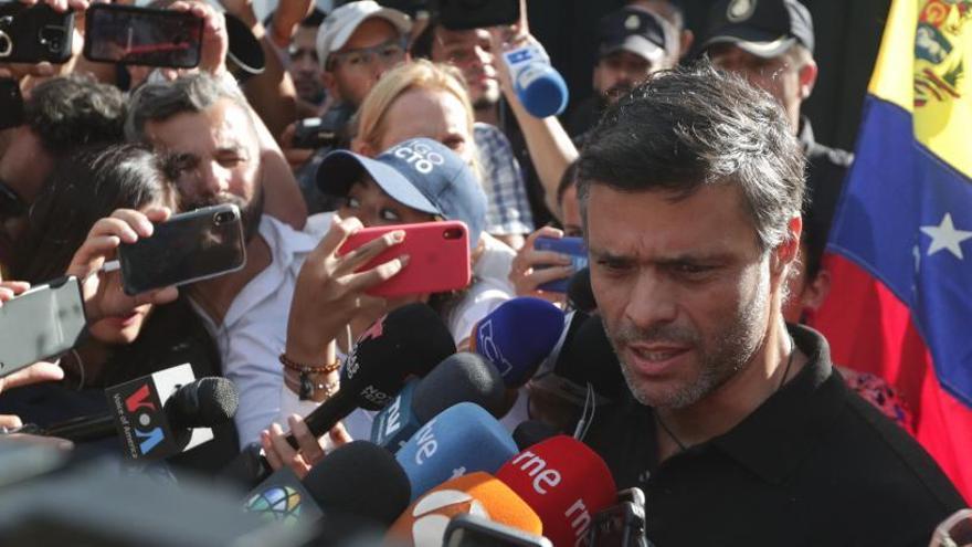 López advierte de nuevos alzamientos contra Maduro