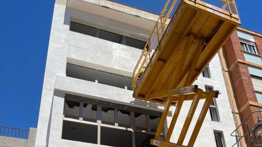 Paterna rehabilita el Centro Cultural de Alborgí