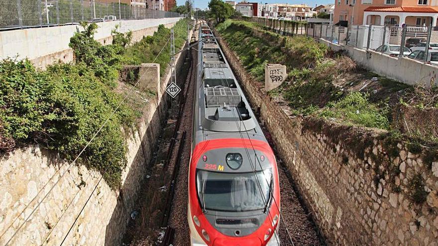 Adjudican el contrato para mejorar la seguridad del tren a Gandia