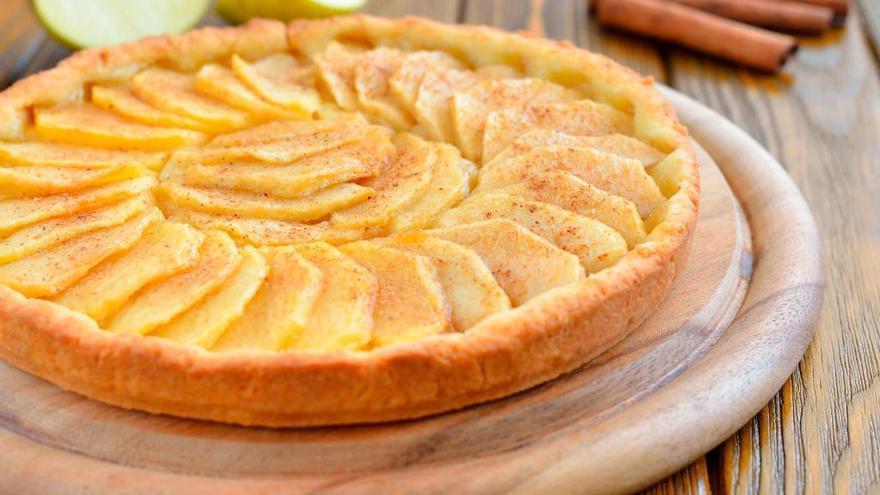 Una receta deliciosa en solo cinco minutos: Prepara una tarta de manzana al microondas