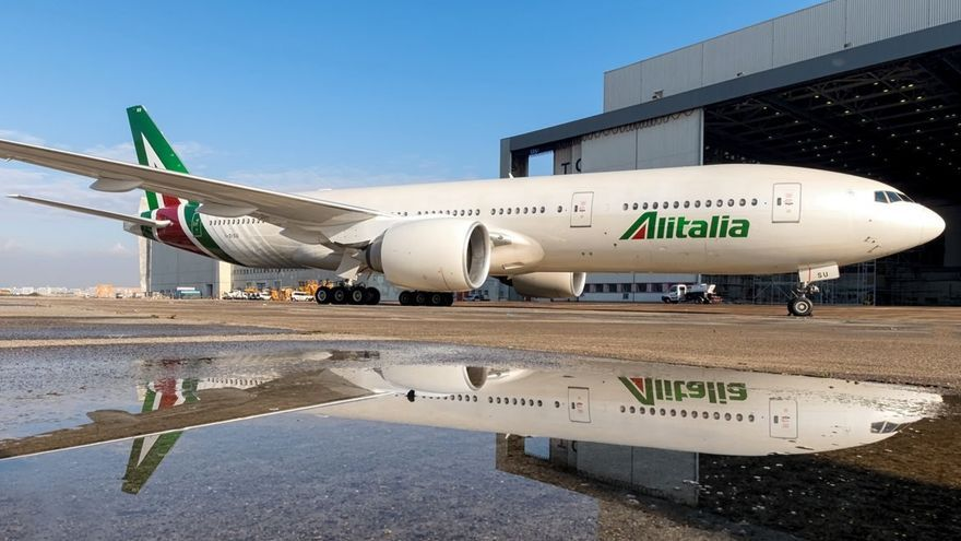 Bruselas ordena a Roma recuperar 900 millones en ayudas ilegales a Alitalia