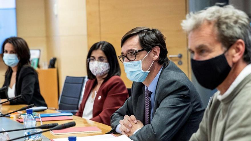 Este es el artículo en el que se apoya Madrid para impugnar las medidas sanitarias