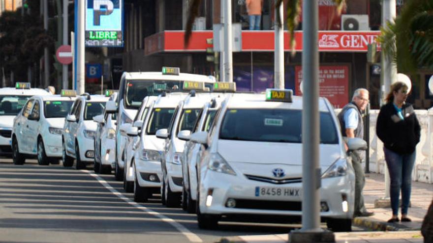 Las Palmas de Gran Canaria, ciudad donde más barato sale el taxi