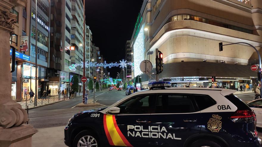 Detenido por devolver prendas en Alicante que no había comprado