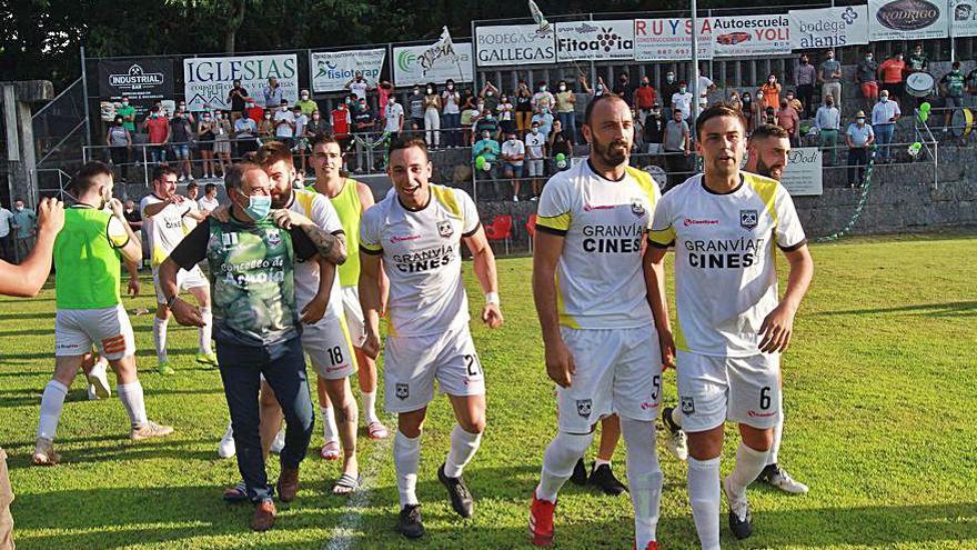 El Atlético Arnoia refuerza plantilla para la temporada