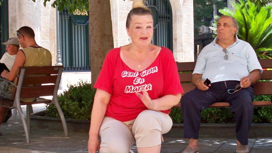 De cantar en las calles de Palma al escenario televisivo de La Voz Senior