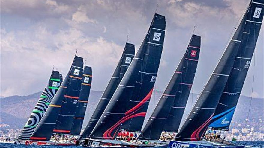 "Deutsche ""Platoon"" wird vor Puerto Portals Segel-Weltmeister"
