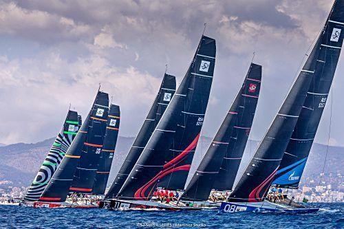 Die Rolex TP52 World Championship