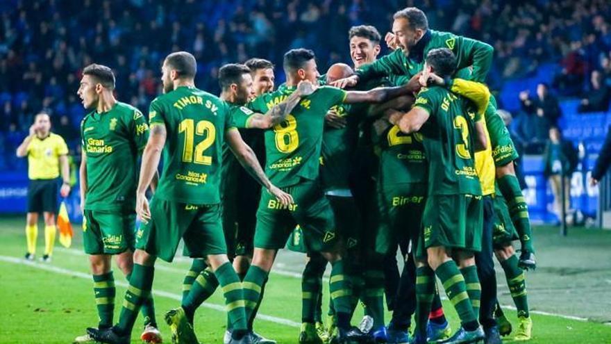 Los vídeos del resumen y el gol de la UD Las Palmas en el partido contra el Deportivo