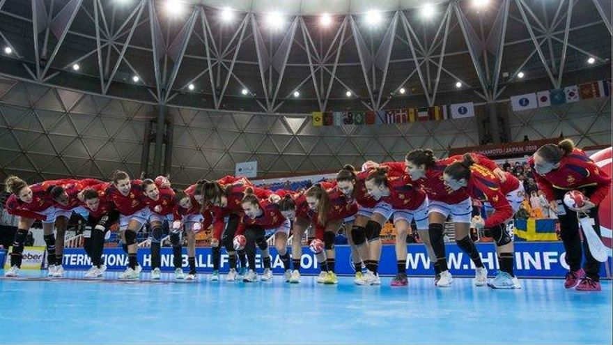 'Las Guerreras', a la final del Mundial de Japón (22-28)