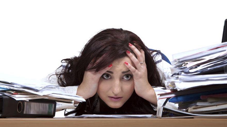 Siete pasos para combatir el estrés laboral