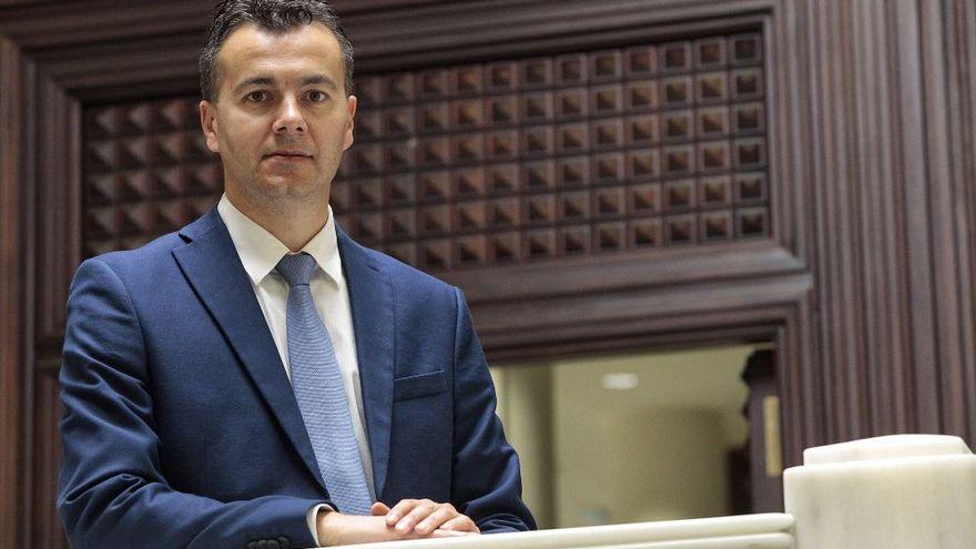 El tinerfeño Héctor Gómez será portavoz del PSOE en el Congreso de los Diputados