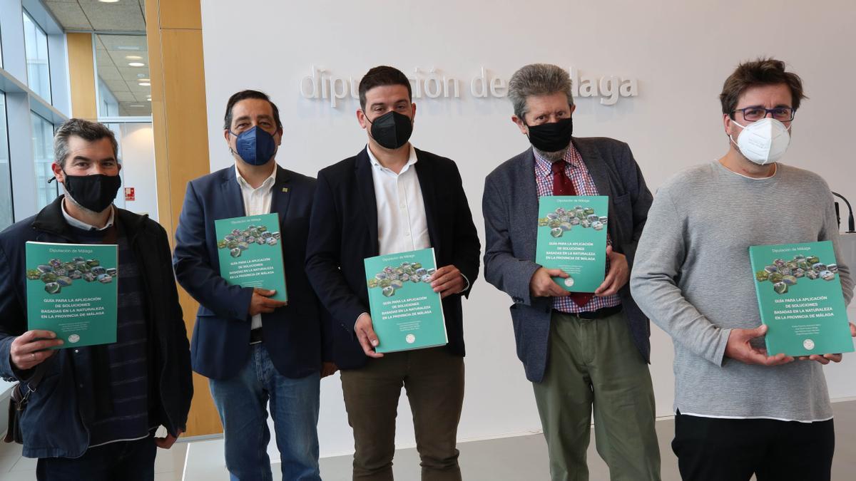 Presentación de la 'Guía para la aplicación de Soluciones basadas en la Naturaleza de la provincia de Málaga'