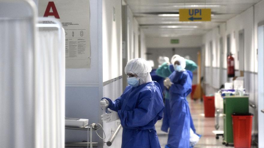Coronavirus en Murcia   El número de infectados diarios por covid en la Región sigue superando los 150 casos
