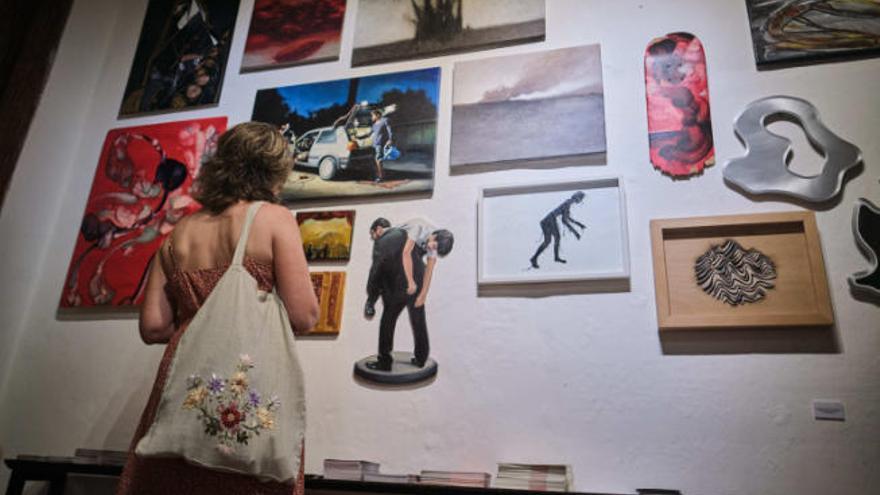 El Gobierno de Canarias destina 56.000 euros en ayudas a galerías de arte