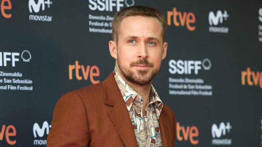 Ryan Gosling se mete en la piel de 'Wolfman'