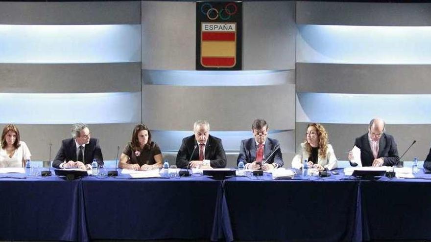 Alejandro Blanco, reelegido presidente del COE