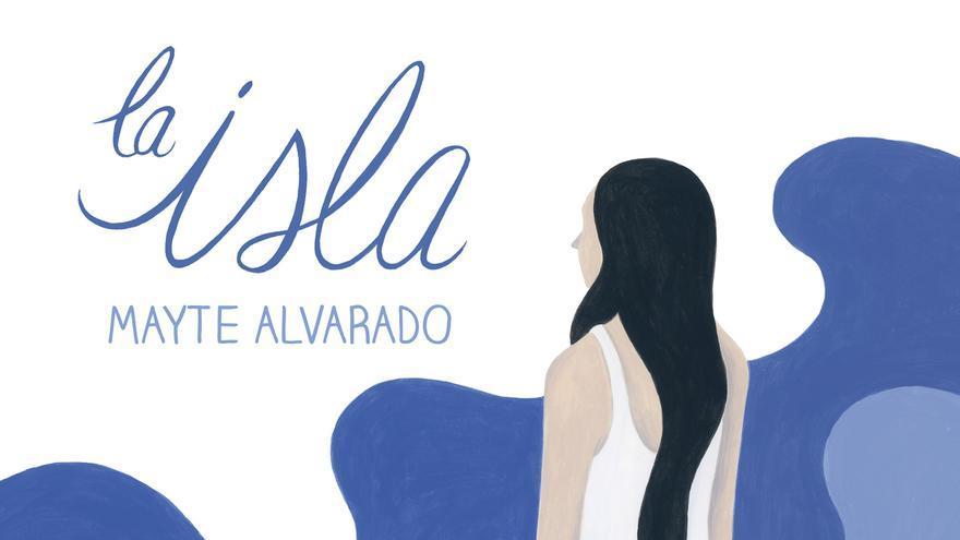 Imágenes de 'La isla' de Mayte Alvarado