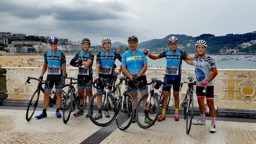 800 kilómetros en bicicleta para fomentar la donación de órganos, sangre y médula